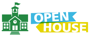 Open House will be August 1st 2018