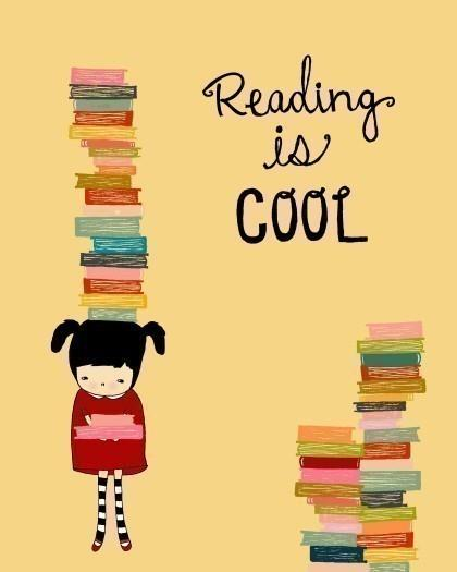 Reading is Cool Image