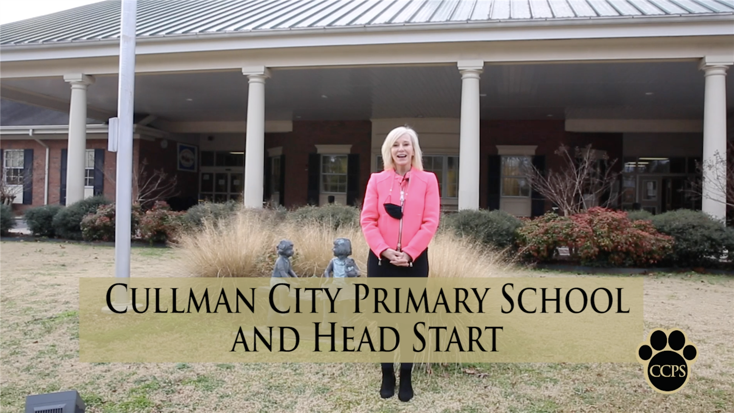 click here to visit a video about Cullman City Primary School and Head Start