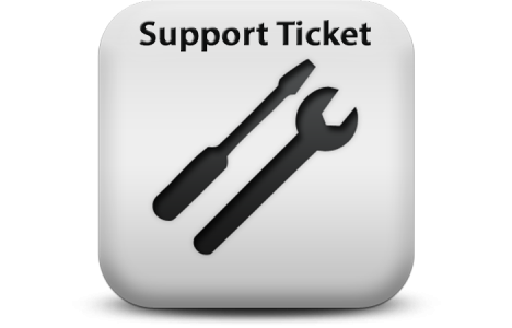 Support Ticket Buttom