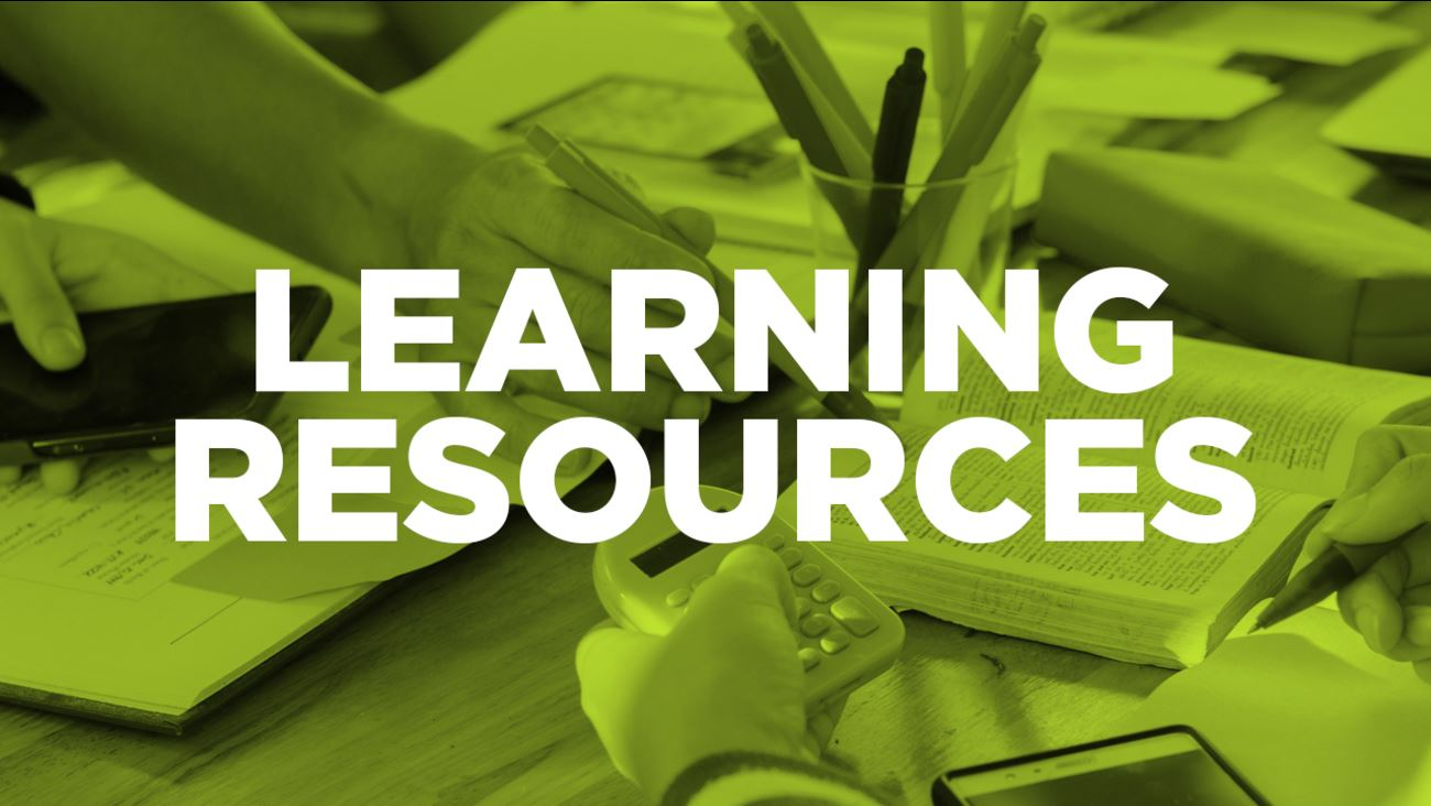 click to visit learning and community resources for school closure