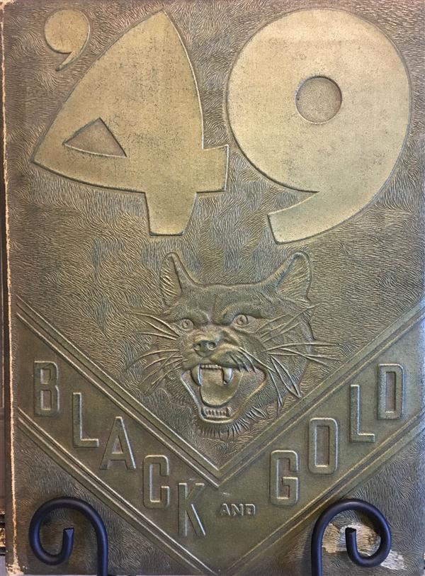 1949 Cullman High School yearbook