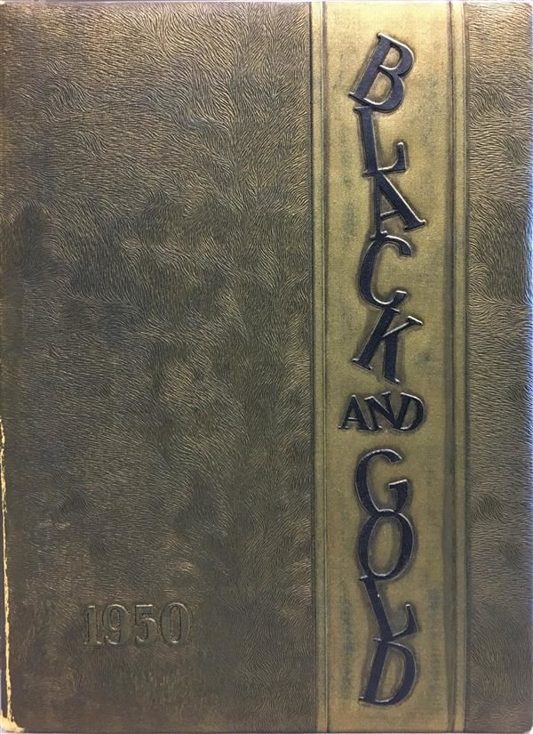 1950 CHS Yearbook