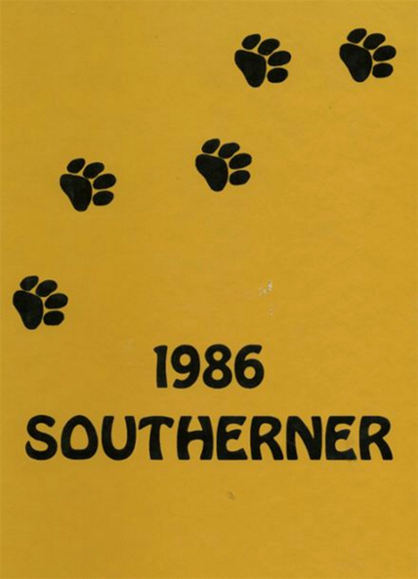 86 yearbook