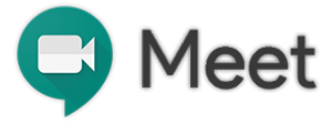 Logo for Google Meet.