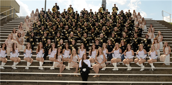 Bearcat Marching Band 2018