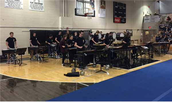 Bearcat Percussion Ensemble