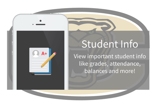 Student info feature of CCS App