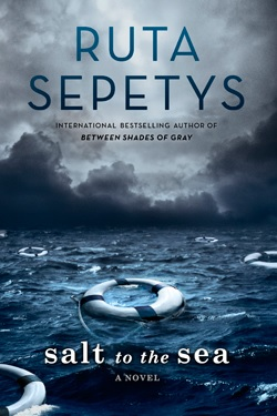 Salt and the Sea Book Cover Image